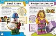 LEGO Minifigures Character Encyclopedia 3