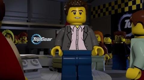 LEGO Top Gear - BBC