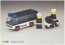 445-Police Units