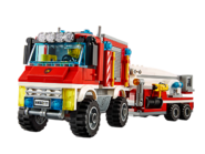 60111 Le camion d'intervention des pompiers 2