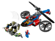 76016 Le sauvetage en Spider-Hélicoptère