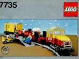 7735 Freight Train Set