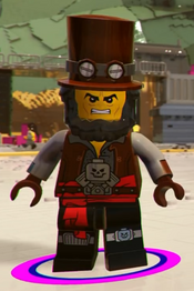 Abe in lego movie game 2