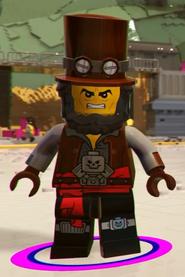 Abe in lego movie game 2