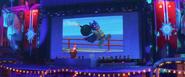 Adam West Batman (The LEGO Batman Movie)