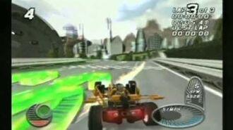 Drome Racers PS2 Trailer
