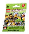 Minifigures Série 3