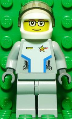 Star Justice Astronaut1