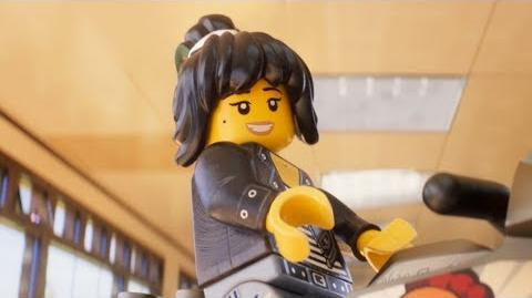 The LEGO NINJAGO Movie - Me & My Minifig Abbi Jacobson