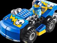 10673 Grande boîte du rallye automobile 2