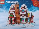 40337 Gingerbread House
