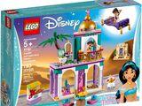 41161 Aladdin and Jasmine's Palace Adventures