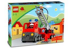 4681 Fire Truck