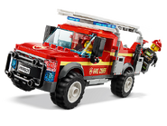 60231 Le camion du chef des pompiers 3