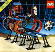 6955 Space Lock-Up Isolation Base