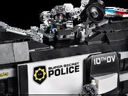 70815 Le super vaisseau de la police secrète 6