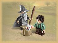 9469 L'arrivée de Gandalf 2