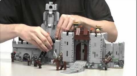 LEGO The Lord of the Rings - Battle of Helm's Deep 2