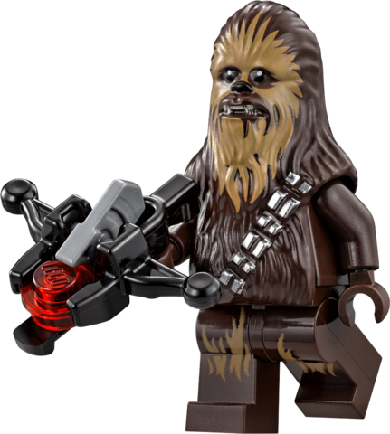 File:Lego Chewbacca.png