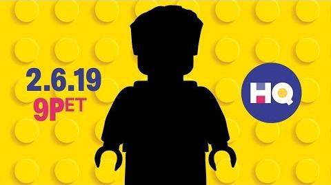 The LEGO Movie 2 - HQ Trivia Night this Wednesday at 9pm ET!