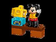 10827 La maison à la plage de Mickey et ses amis 5