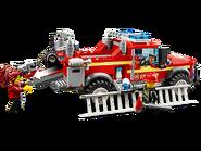 60231 Le camion du chef des pompiers 4