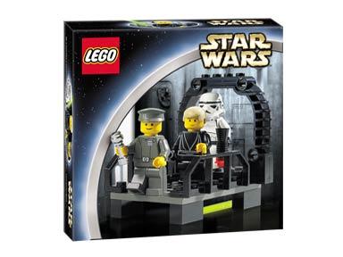 LEGO Figur Minifigur Star Wars sw012 Dack Ralter Pilot aus Set 7130