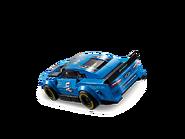 75891 La voiture de course Chevrolet Camaro ZL1 3