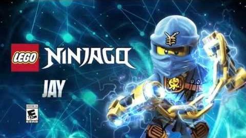 Character Spotlight Jay LEGO Dimensions