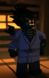 Garmadon (Bathrobe)