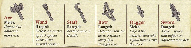 Heroica Weapons