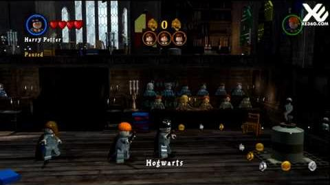 LEGO Harry Potter Years 1-4 - Demo Gameplay HD