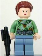 LEGO Leia Endor Rebel
