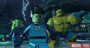 LEGO Marvel Super Heroes Quatre Fantastiques