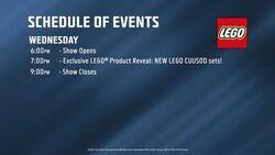 SDCC Programme 17 juillet 2013