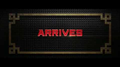The Lego Ninjago Movie Tv Spot 25 - 4 Days