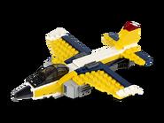 6912 L'avion à réaction
