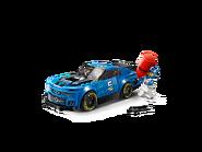 75891 La voiture de course Chevrolet Camaro ZL1 2