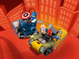 76065 Mighty Micros : Captain America contre le Crâne Rouge