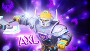 Axl TV Intro