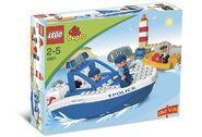 DUPLO Police Boat