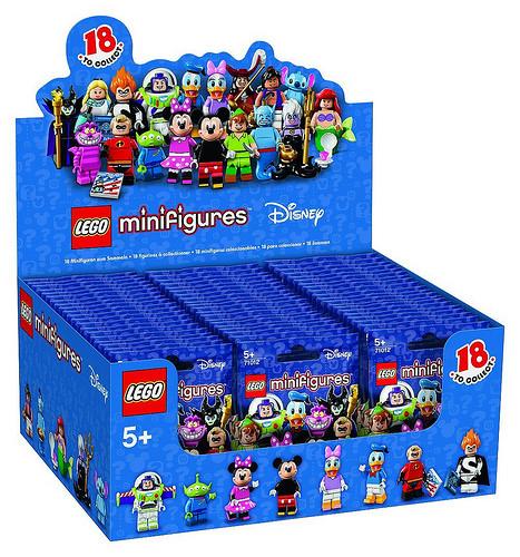 LEGO Disney Series Minifigures 71012 Aladdin