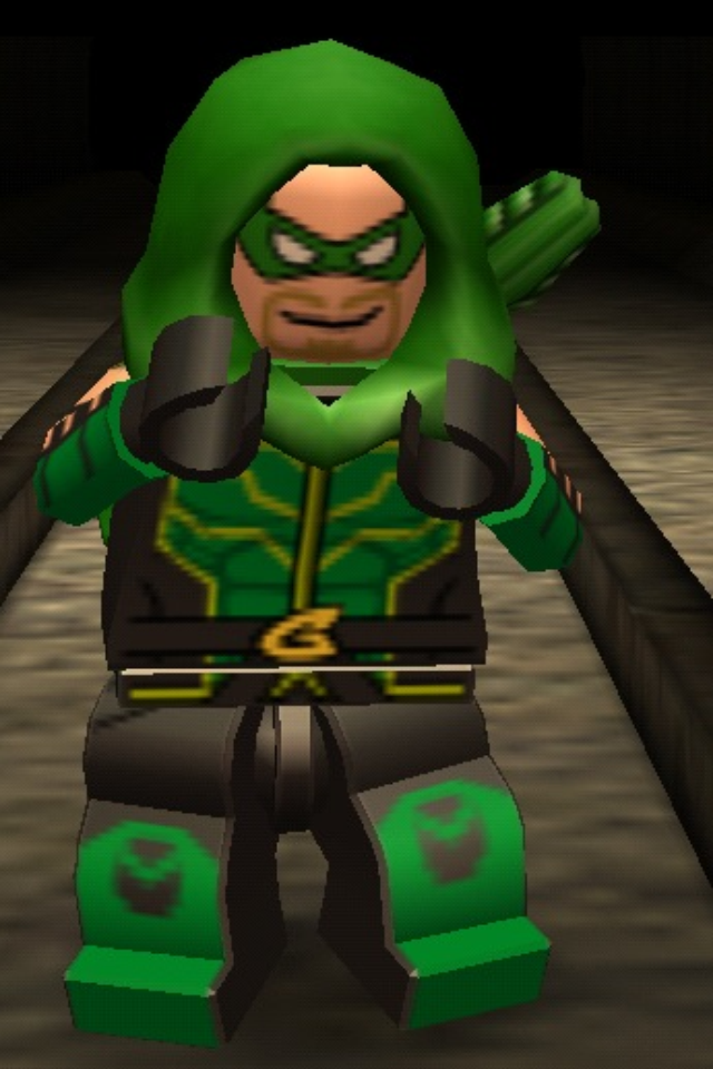 Green Arrow Brickipedia Fandom