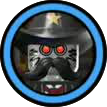 TLM Jeton 081-Shérif Pas-Robot