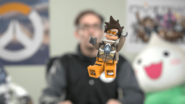 Tracer in lego version