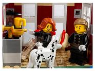 10263 La caserne des pompiers du village d'hiver 4