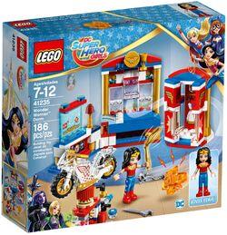 41235 Wonder Woman Dorm Box