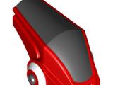 Robot Sidekick (Red)