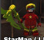 Custom Starman