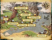 Heroica Locations